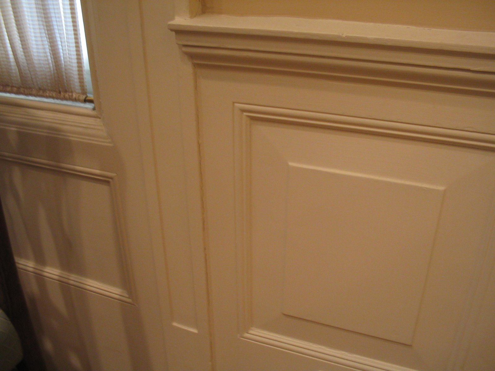 Cimaise Bois Castorama : Floor to Ceiling Wainscoting Panels