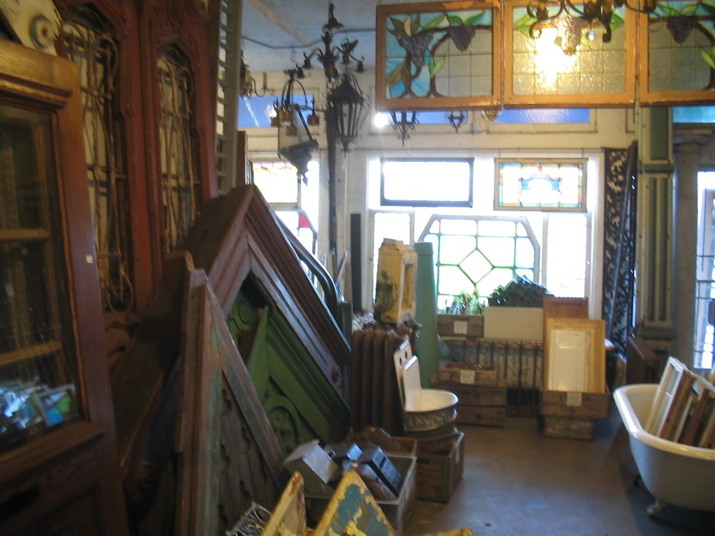 Architectural Salvage Of San Diego: Recentering El Pueblo: Architectural Salvage Of San Diego