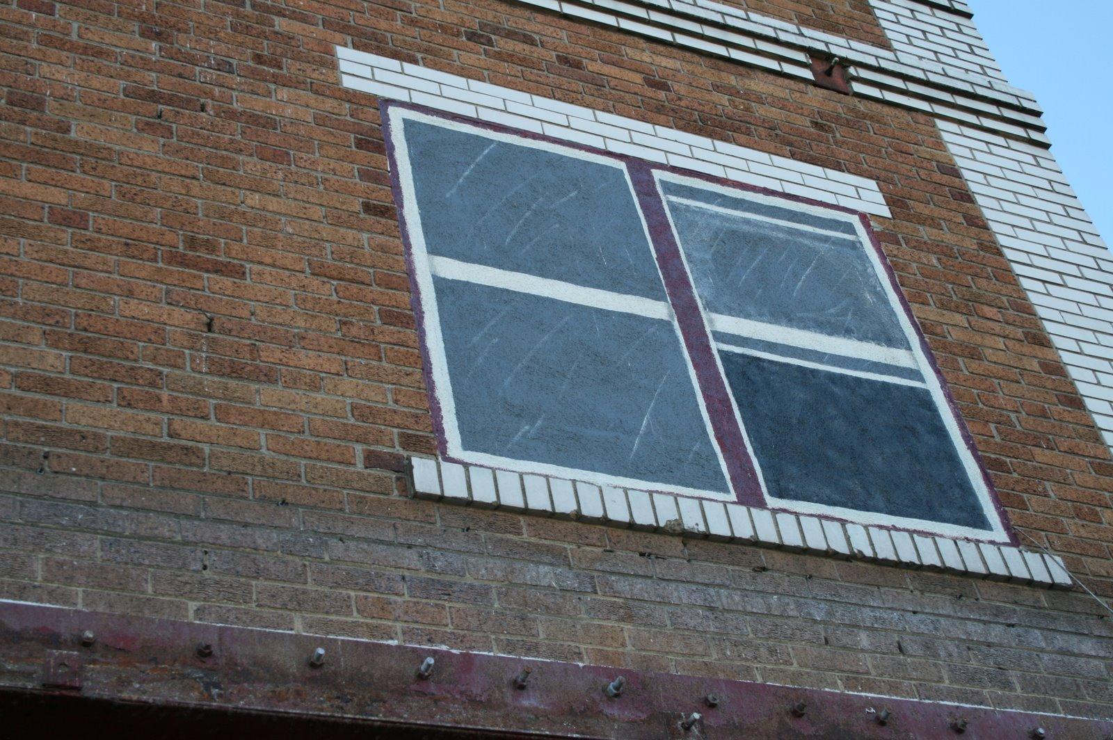 Recentering El Pueblo More Blind Windows