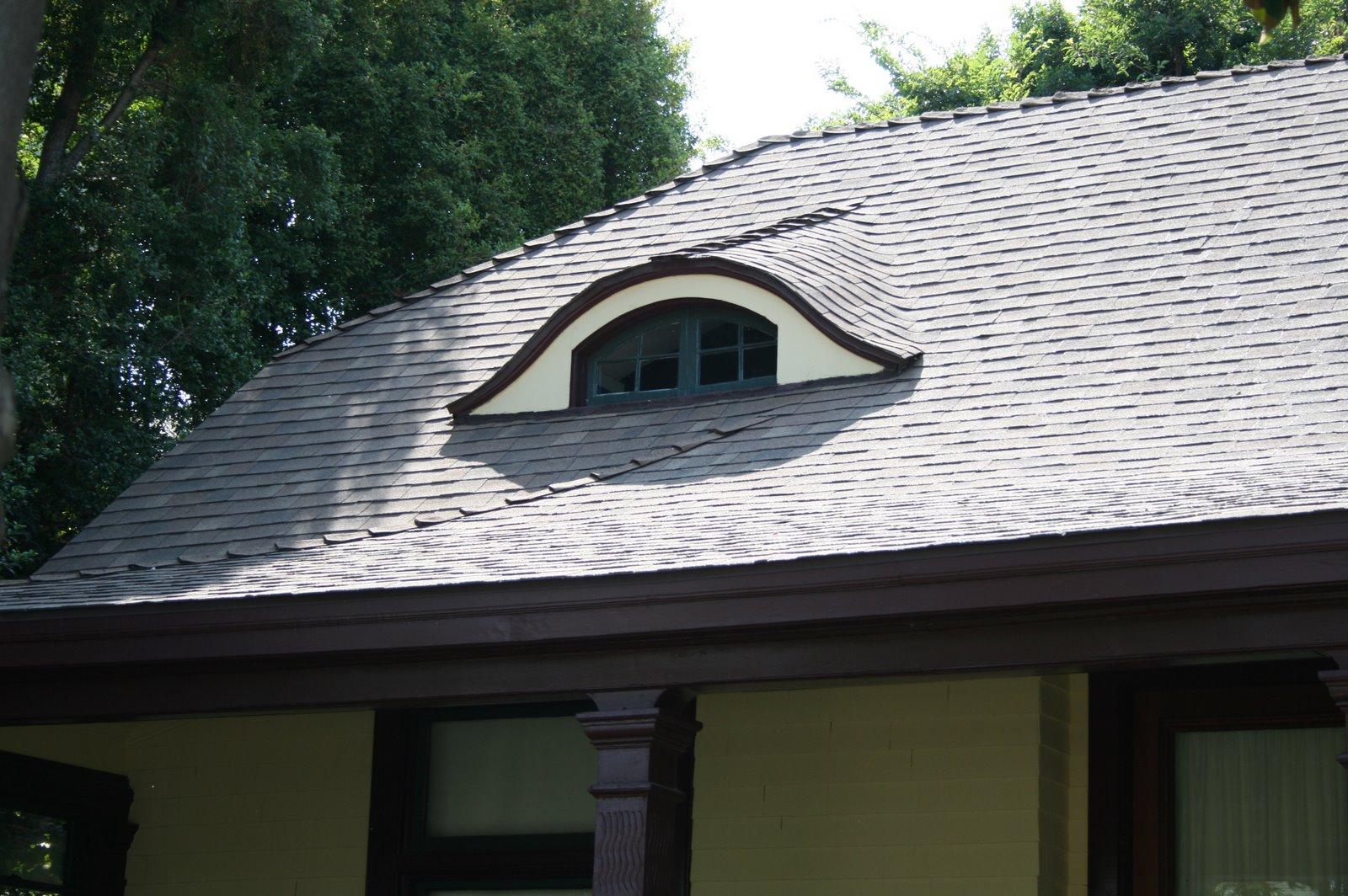 Recentering el pueblo eyebrow dormers - Houses roof windows ...